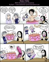 Naruto Comic: Sasu-Cake by darkwater-pirate