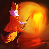 Fire by Xael-The-Artist
