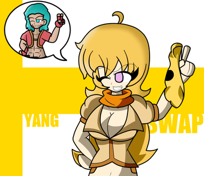 Discord Swap request # 2 : Yang| Mark Swaps by Kyon000