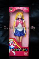 The First Sailor Moon Doll by MoonLainSerenity