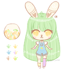 [Open] Carrot Loving HunBun by SquiggleCakes