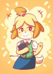Isabelle by Pika-chanY
