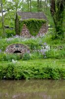 along the canal stock 06 by FairieGoodMother