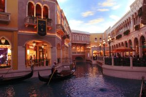 Venice Out West by NatPal