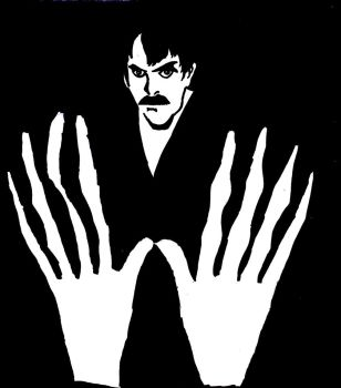 The Master from Manos: The Hands of Fate by Spearhafoc