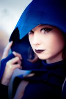 Raven from Teen Titans by Ally-bee