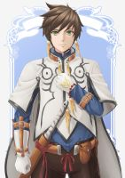 Tales of Zestiria - Sorey by MangAsep