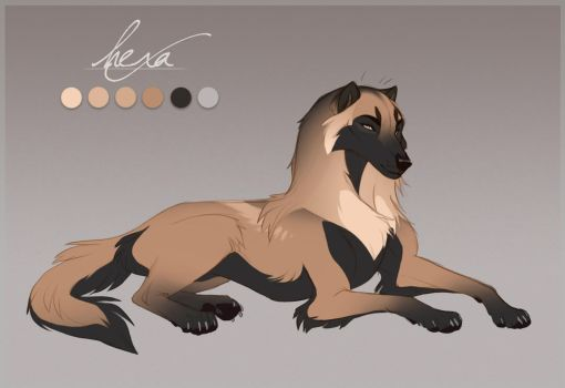 Hexa Reference by Tazihound