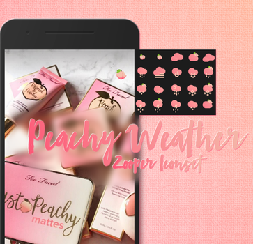 Peachy Weather for Zooper by proseccho