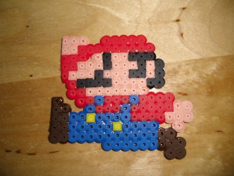 Mario by TheFriendlyViking