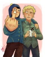 TWEEK X CRAIG by Danger-Jazz