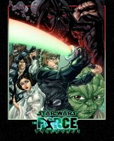 Star Wars: Forces Revised by CdubbArt