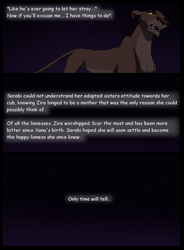 The Lion King - The Divine One Page 23 by MerlynsMidnight