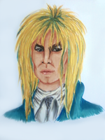 The Goblin King by lex-TC
