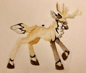 #ReindeerGames by ShadowstrikeArtists