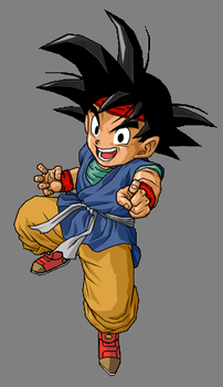 Sangoku Jr by Gokuten