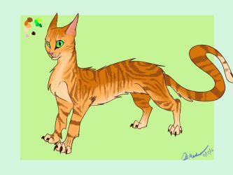 100 Warriors Challenge 1: Firestar by Mambastar