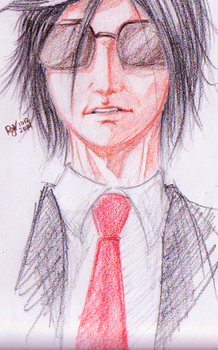 Suit 'n Tie by redgreave