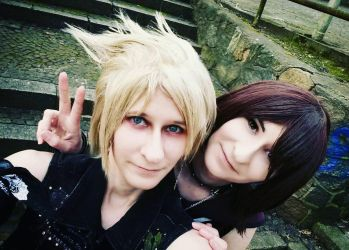 Let's take a selfie!!!! :D by xXDarkSanctuaryXx