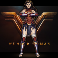 Wonder Woman Alternative Outfit by JeyraBlue