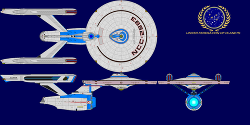 Constitution-Class Refit, 2369 by captDLangston
