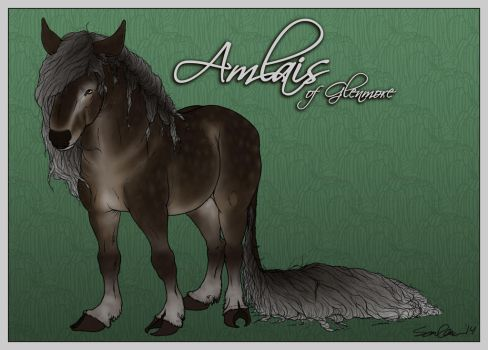 Amlais | Hind | Glenmore Commoner by jouroo
