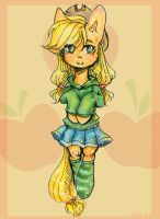 AppleJack by Zefir-ka