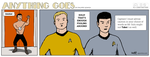 Anything Goes 021 - Star Trek, Sulu by Quebecman