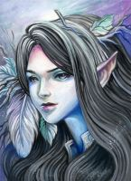 Forest Fae by bluessence