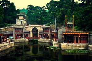 The Summer Palace 05 by DavidNowak