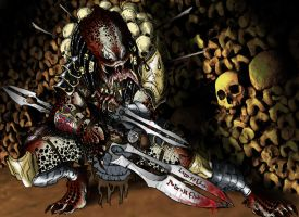 Predator Collector by Ronniesolano