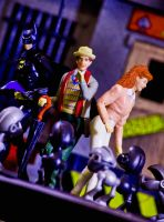 Batman '89 Meets Doctor Who '87 by Batced