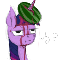 Watermellons, I Hate Them by Netoey