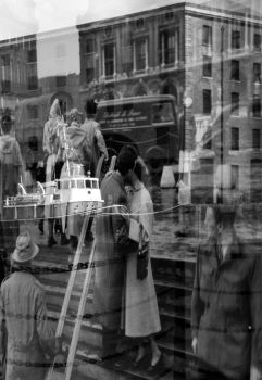 Doisneau version black n white by deylac