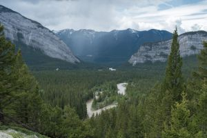 Bow River in a Knot by the3dman