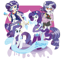 Rarity (all versions) Cover by Arteses-Canvas