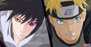 Naruto 694 - Final Fight by Ghazwi-Mohamed