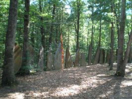 Standing Stones 1 by steward