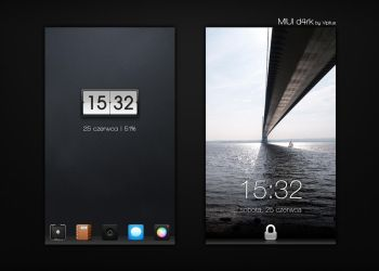 MIUI d4rk by Vipitus