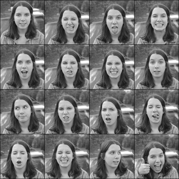 The Many Faces Of Laura Benade by lets-sail-away