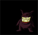 Gengar by XThunder