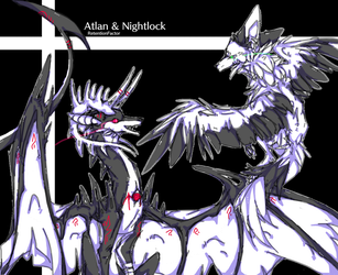 Atlan x Nightlock by RetentionFactor