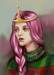 Princess Bubblegum by KateKrilier