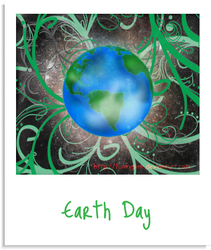 Earth Day by funkypink