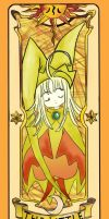 Clow Card  The Little by inuebony