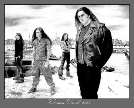 Type O Negative by victoriandeath