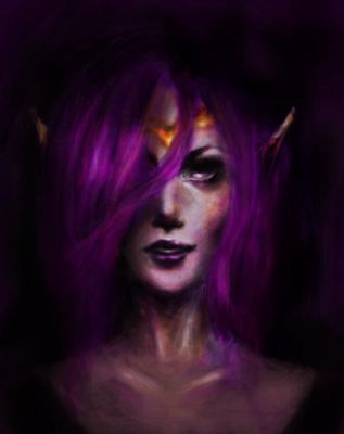 Morgana from League of Legends [Revised] by brightstar210