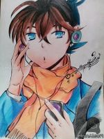 || Shinichi Kudo by JuneArtCraft19