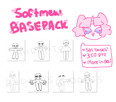 BASEPACK!!! p2u by softmew