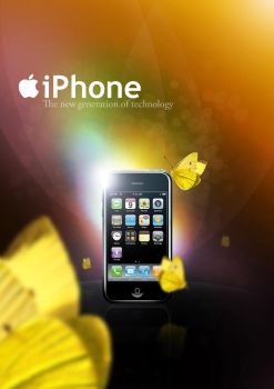 iPhone by 10tacle